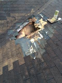Roof Leak Naples
