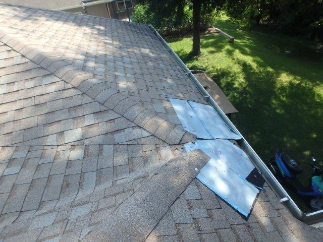 Clermont Florida Roof Leak
