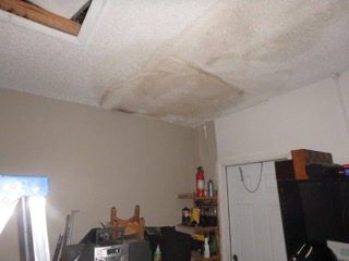 Roof Leak Coconut Creek