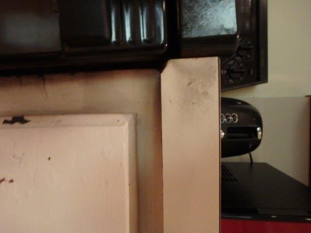 Self Cleaning Oven Fire