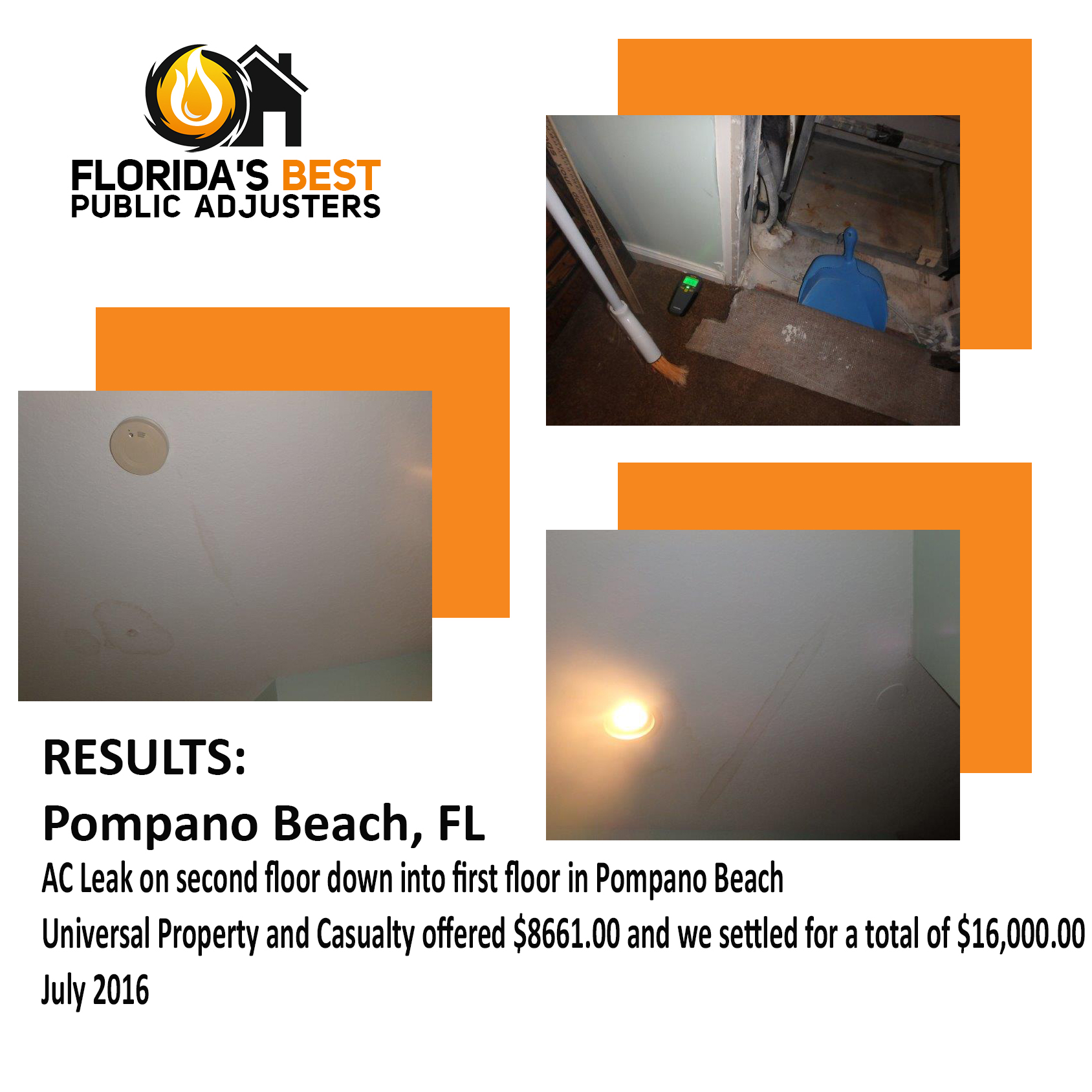 AC Leak Pompano case study