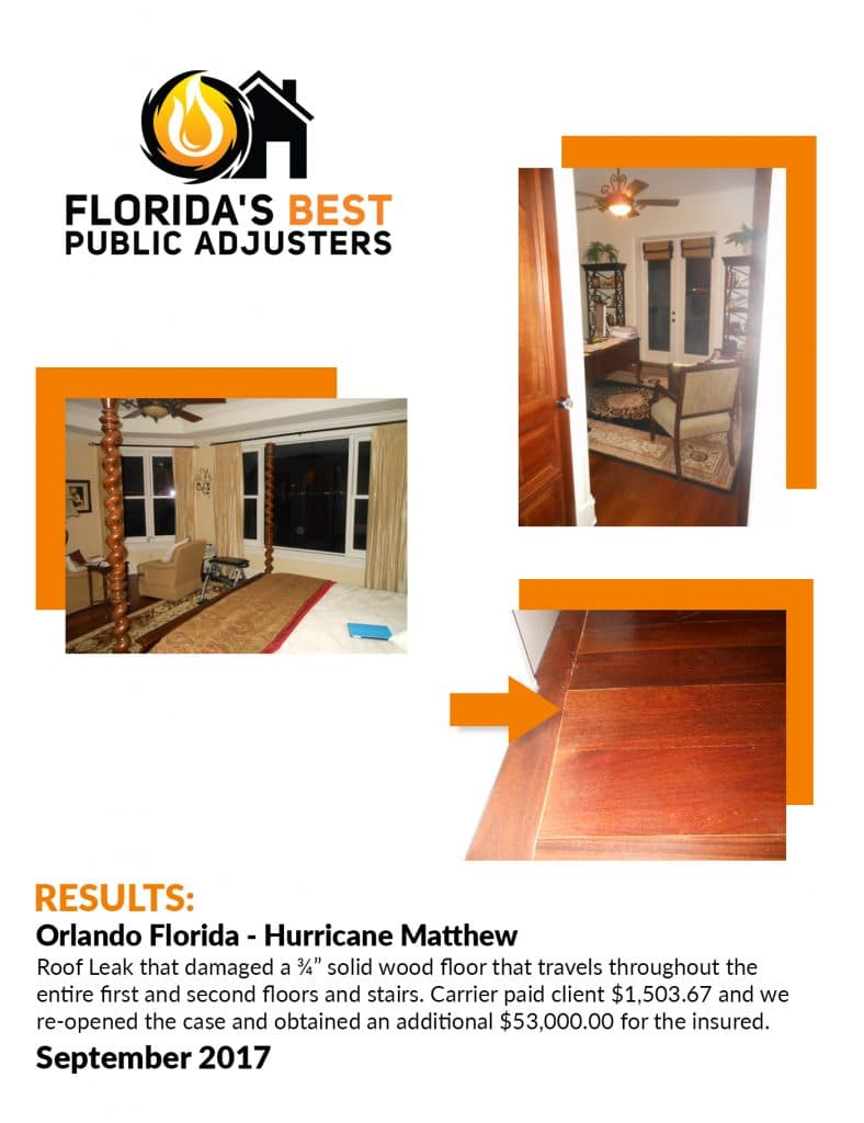 Orlando-Florida-Hurricane-Matthew-Damage-Roof-Leak