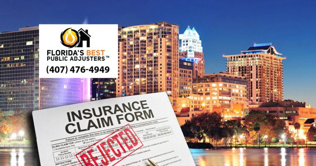 Florida Insurance Claim diagram