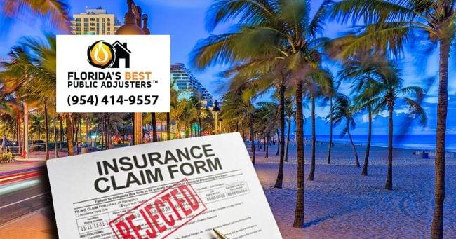 PUBLIC ADJUSTERS Fort Lauderdale Banner