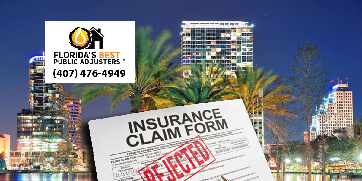 FLORIDA'S BEST PUBLIC ADJUSTERS Orlando banner