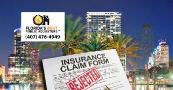FLORIDA'S BEST PUBLIC ADJUSTERS Orlando banner