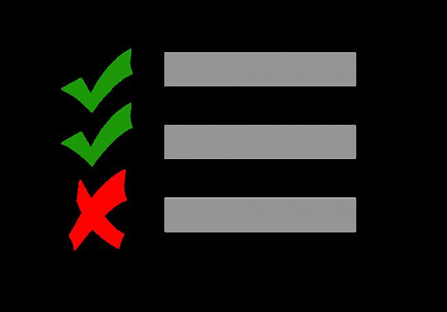 checklist image