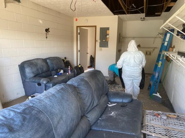 Sebring Clients Paid For Fire Damage